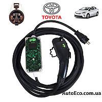 Зарядное устройство для электромобиля Toyota Prius Plug-in Hybrid AutoEco J1772-16A-Wi-Fi, фото 1