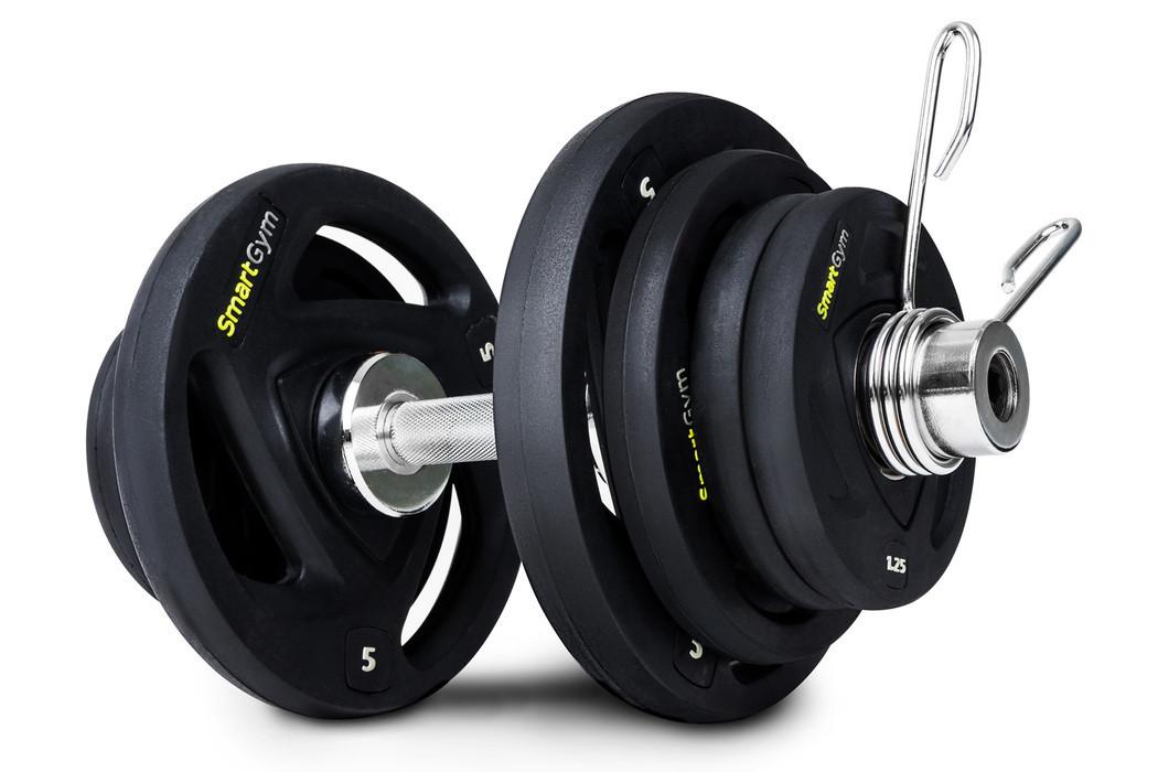 Гантеля олимпийская SmartGym 36kg