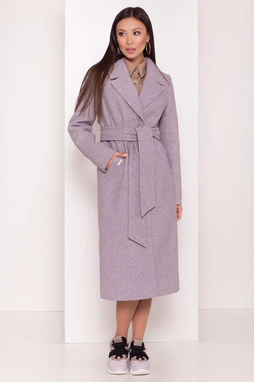 Красивое женское демисезонное пальто (р. S, M, L) арт. В-81-07/44055