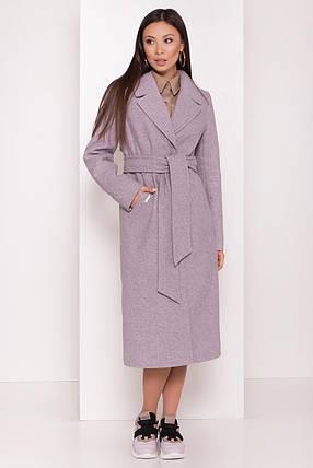 Красивое женское демисезонное пальто (р. S, M, L) арт. В-81-07/44055, фото 2