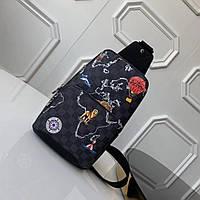 Мужская сумка-слинг Louis Vuitton