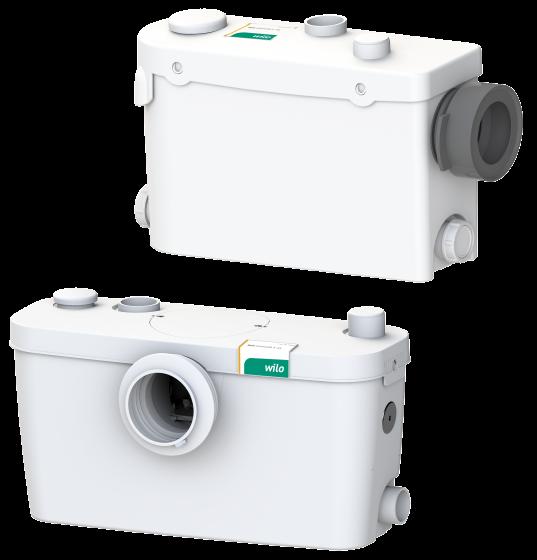 Подъемная установка для отвода сточных вод с режущим механизмом Wilo HiSewlift 3-35