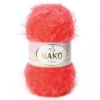 Nako Paris №11271 ультра-коралловый