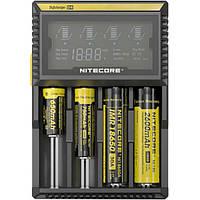 Зарядное устройство NITECORE Digicharger D4, фото 1