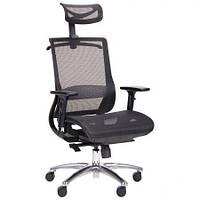 Кресло Coder Black Alum Black, фото 1