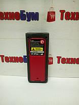 Дальномер лазерный 60 м INTERTOOL MT-3055, фото 3