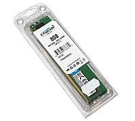 Память Crucial 8Gb DDR4