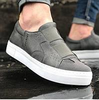 Мужские кроссовки Chekich CH033 Grey, фото 1