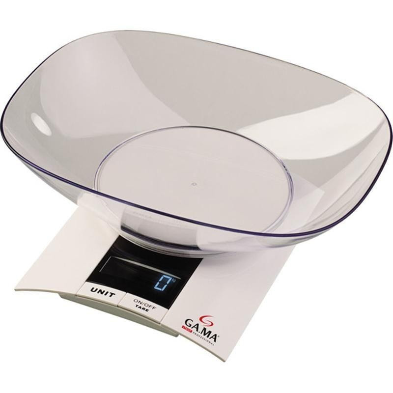 Электронные весы Ga.Ma GSC0101 для взвешивания краски и других химических препаратов 3 кг
