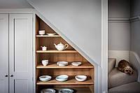 Почему стоит выбрать кухонные шкафы из массива дерева?