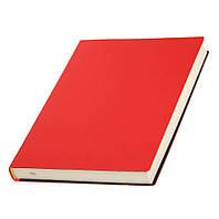 Щоденник гнучкий 'Принт ФЛЕКС' напівдатований червоний від Lediberg, Італія, під брендування на обкладинці, фото 1