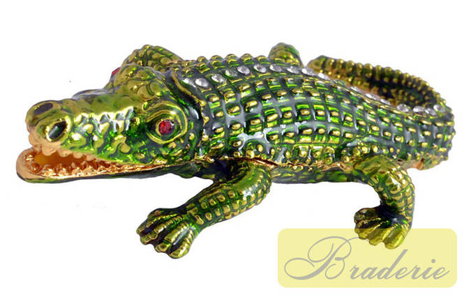 Шкатулка Крокодил 004, фото 2