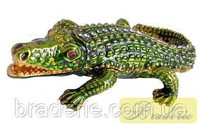 Шкатулка Крокодил 004