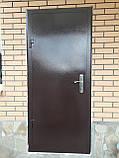 Дверь входная Мет/МДФ под заказ по индивидуальным размерам, фото 2