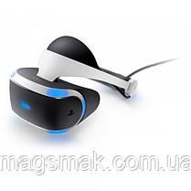 Очки виртуальной реальности PS VR(CUH-ZVR2)+CamV2MegaPack + игры, фото 2