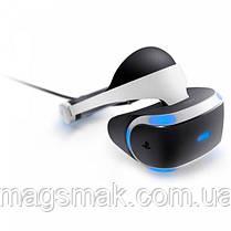 Очки виртуальной реальности PS VR(CUH-ZVR2)+CamV2MegaPack + игры, фото 3