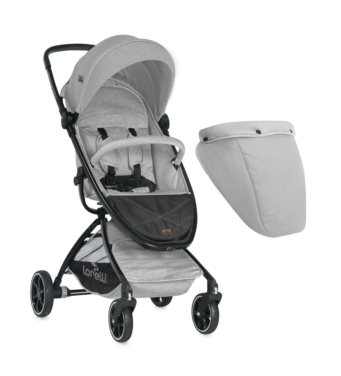 Детская коляска Lorelli Sport grey