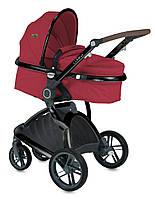 Детская коляска Lorelli Lumina red