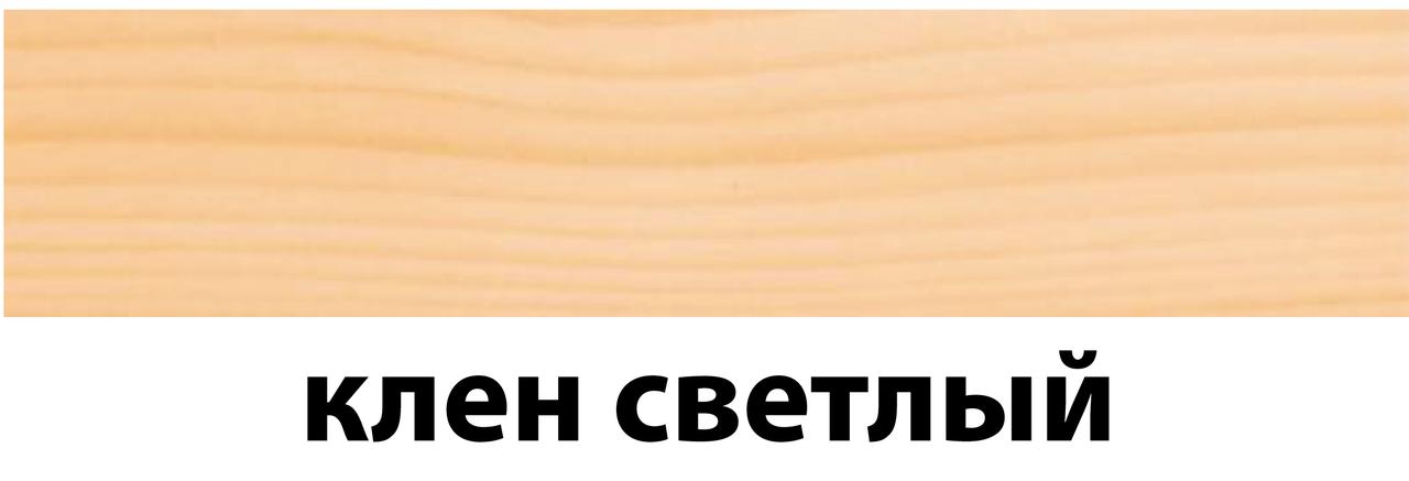 Плинтус Теко Классик 48х19 2,5 м клен светлый