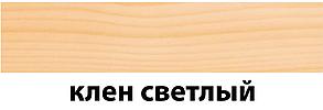 Плинтус Теко Классик 48х19 2,5 м клен светлый, фото 2