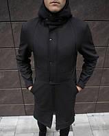 "Пальто демисезонное Pobedov Soft Shell Coat ""Bali"", две модели"
