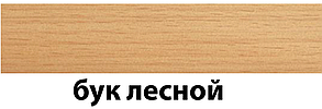 Плинтус Теко Классик 48х19 2,5 м бук лесной, фото 2