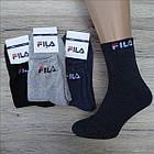 Мужские носки махровые тёплые спорт SPORT F 41-45р ассорти НМЗ-040432, фото 2