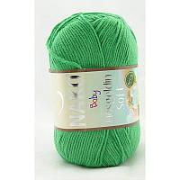 Nako Hosgeldin Soft №6739 светло-зеленый