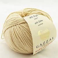 Gazzal Baby Cotton №3445 телесный