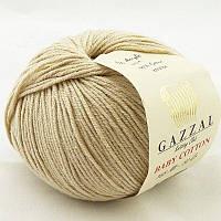 Gazzal Baby Cotton №3446 бежевый