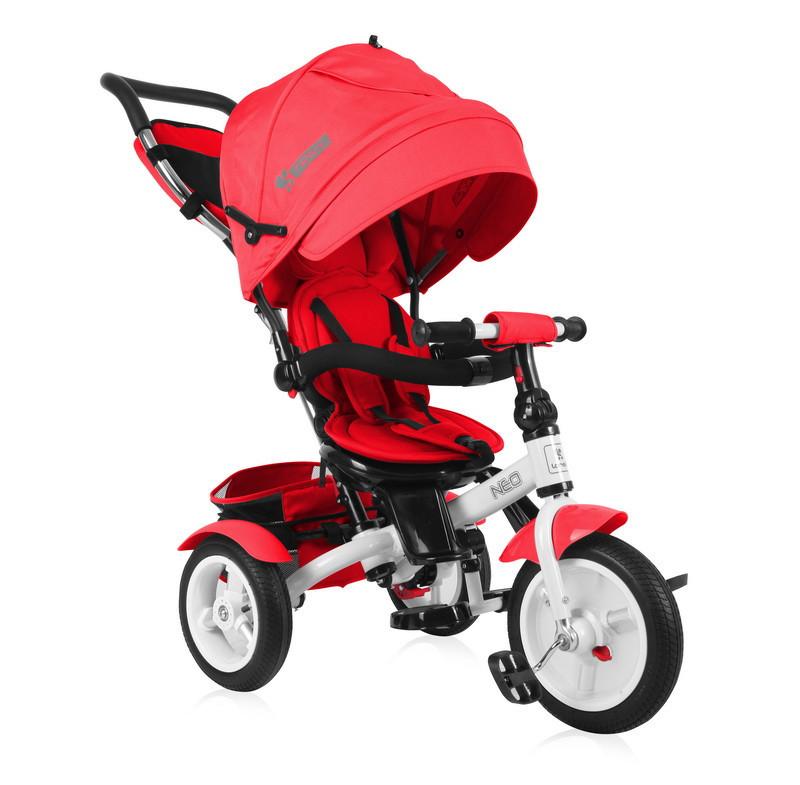 Трехколесный велосипед Lorelli Neo red