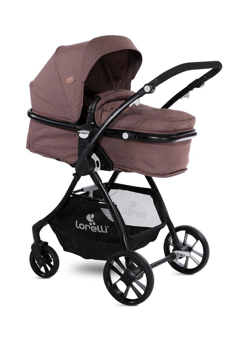 Детская коляска Lorelli Starlight set beige