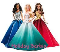 Коллекционные Барби Праздничные - Holiday Barbie Doll