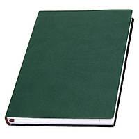 Ежедневник гибкий 'Принт ФЛЕКС' недатированный зеленый от Lediberg, Италия,  под брендирование на обложке