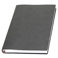 Ежедневник гибкий 'Принт ФЛЕКС' недатированный темно-серый от Lediberg, Италия,  под брендирование на обложке
