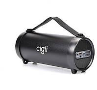 Портативная акустика Cigii S33D Bluetooth Speaker Black