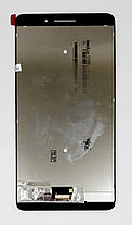 Модуль (сенсор + дисплей) для планшета Lenovo Phab Plus PB1-770M LTE черный, фото 2