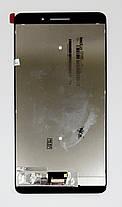 Модуль (сенсор+дисплей) для планшета Lenovo Phab Plus PB1-770M LTE чорний, фото 2