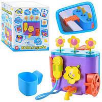 Дитячий ігровий набір для купання Акваклумба / Детский игровой набор для купания Аква Клумба, серия Aqua Toys