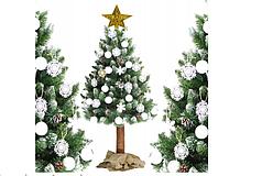 Искусственная елка LUX PREMIUM 100 cm