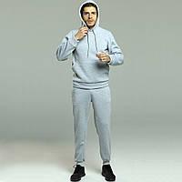 Спортивный мужской костюм теплый, зимний, с начесом. Расспродажа