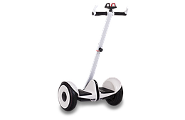 "Гироскутер Monorim M1Robot Ninebot mini 10,5"" (Music Edition) - Hand Drive PRO White (Белый)"
