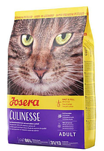 Josera Culinesse сухой корм с лососем для взрослых кошек 10 кг