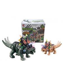 """Интерактивный динозавр """"Трицератопс""""  scs"""