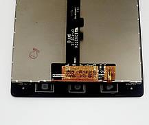 Модуль (сенсор + дисплей) для планшета Lenovo Phab PB2-650M золотой, фото 3