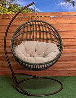 Подвесные кресла качели коконы от ЮМК «Ариэль»
