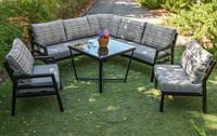 Комплект садовой мебели лофт Зевс