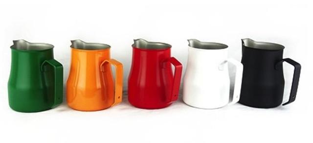 Питчер молочник Motta Europa эвропа зеленый, красный, белый, черный, оранжевый
