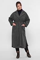 Пальто женское  свободного стиля Алеся, фото 1