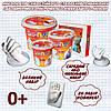 Набор для создания гипсовых 3д скульптур ручки или ножки Зліпок Маленький 1л, Слепок Slepok 3D деткам до 3 лет, фото 5